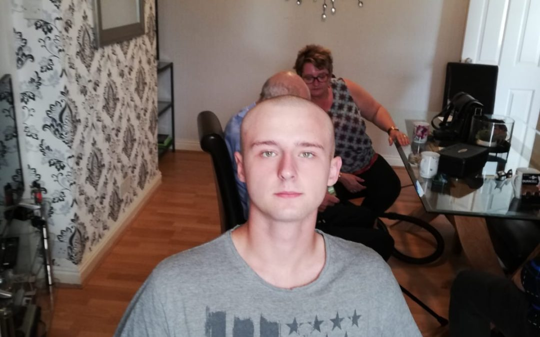 Louis Tweedale raises £657 for McMillan Cancer Relief